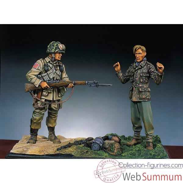 figurine de guerre