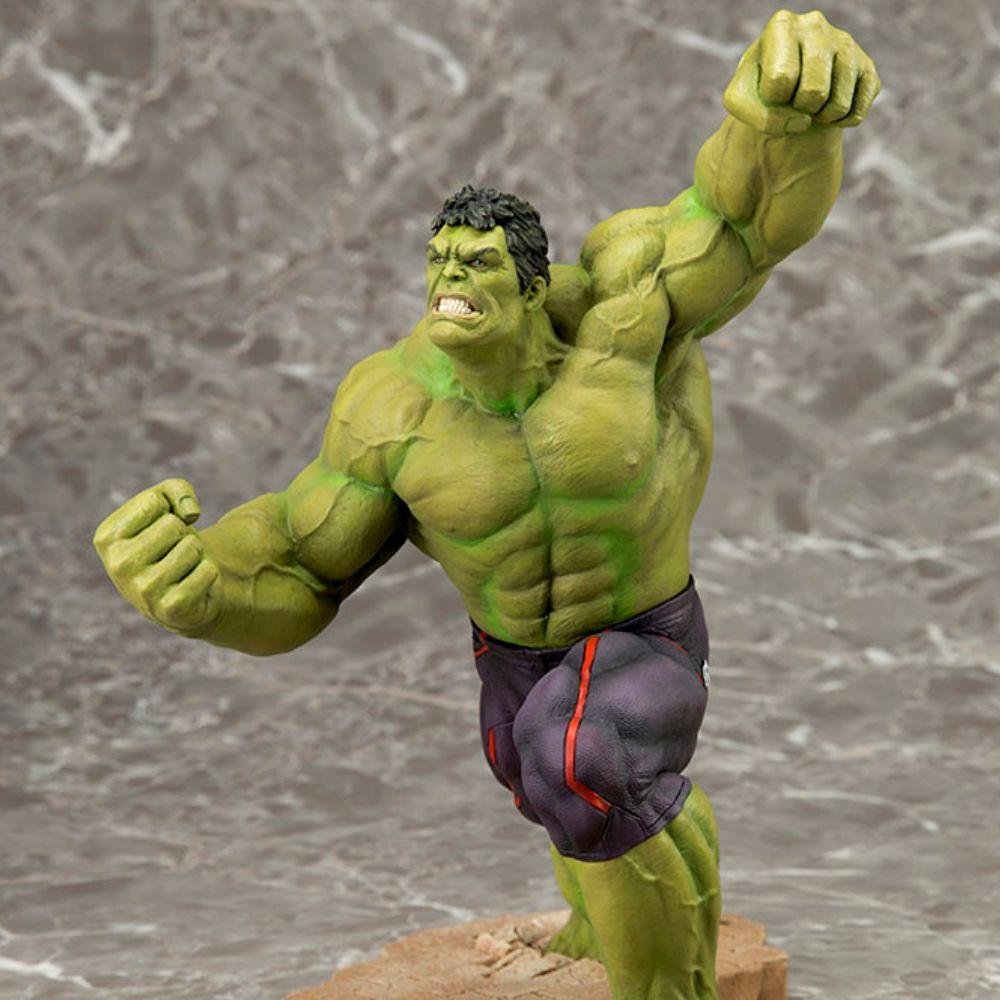 figurine de hulk