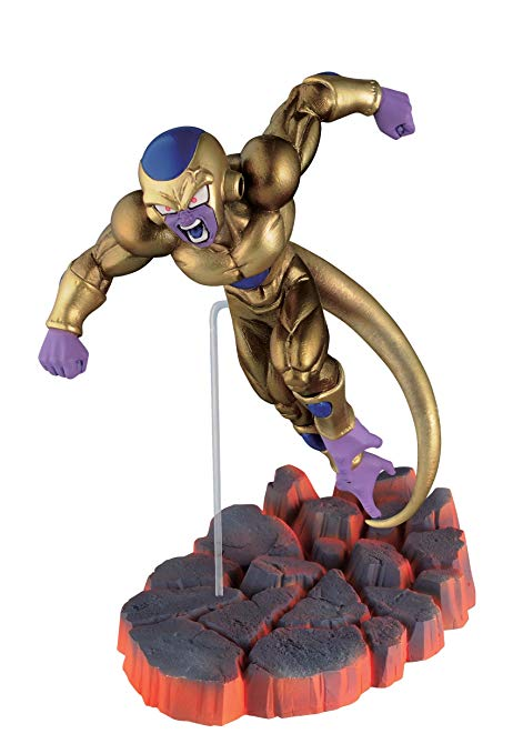 figurine golden freezer