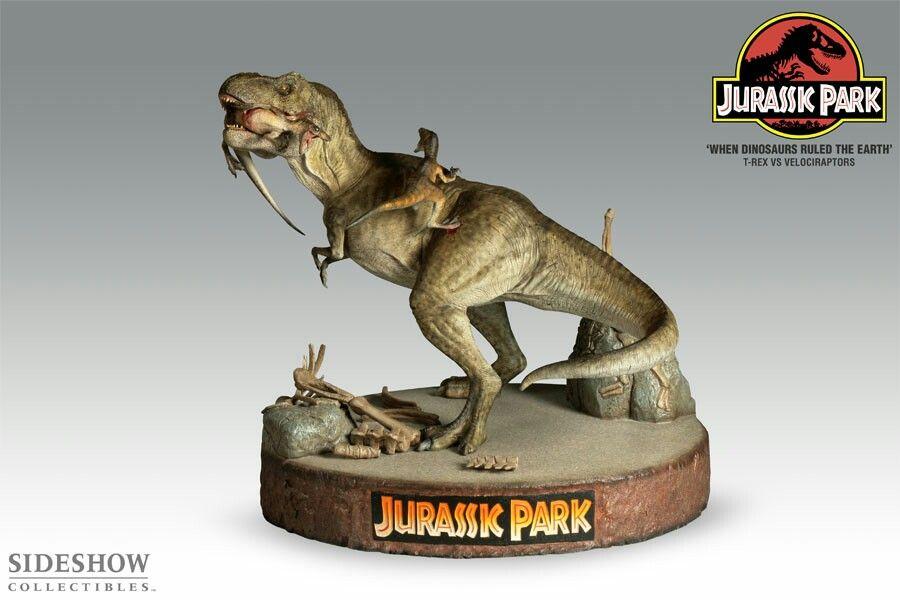 figurine jurassic park