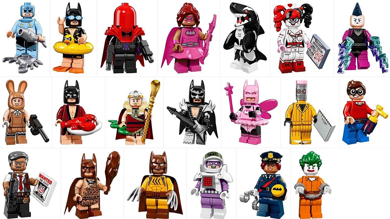 figurine lego batman