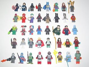 figurine marvel lego