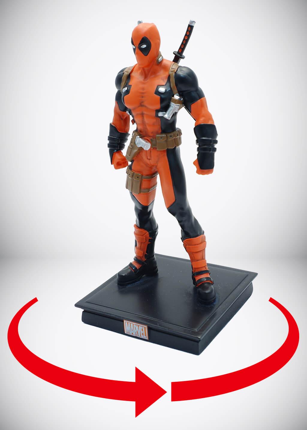 figurine marvel
