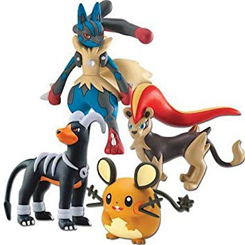 figurine pokemon x et y