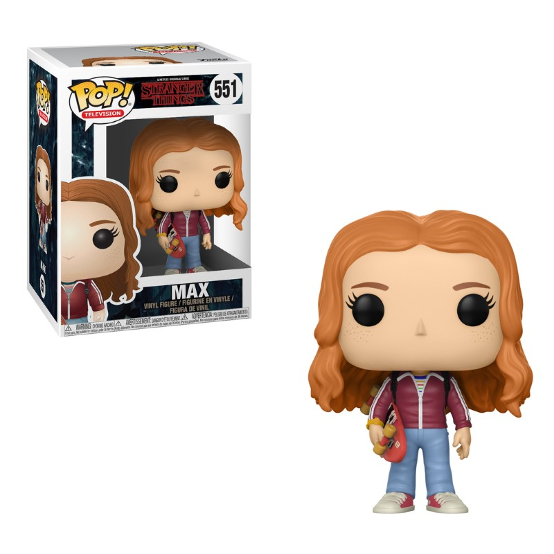 figurine pop fille