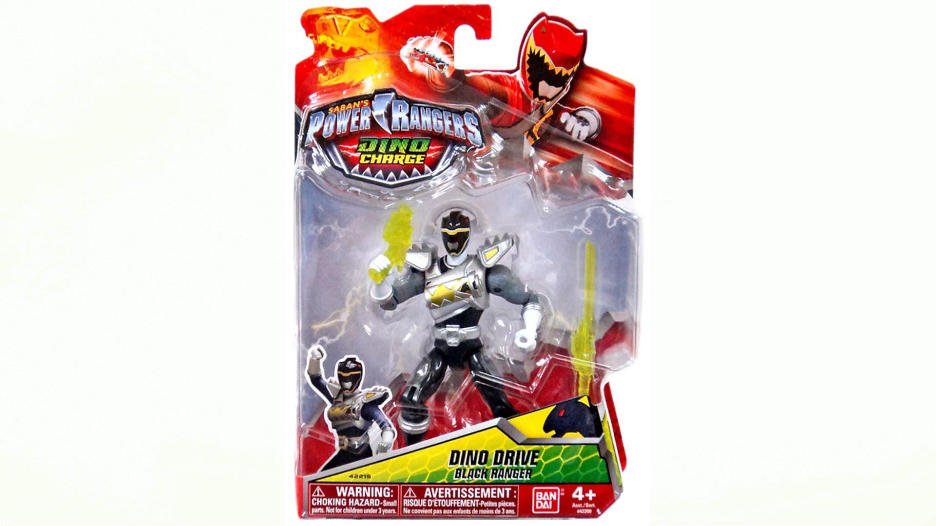 figurine power rangers dino charge