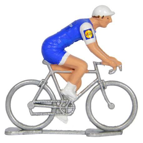 figurines cyclistes miniatures