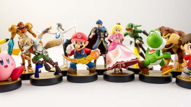 figurines et jeux