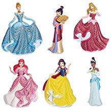 figurines princesses disney