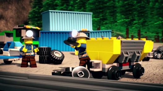 film de lego city