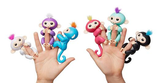 fingerlings ouistiti