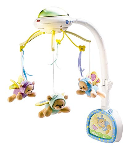fisher price mobile doux rêves papillons