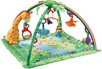 fisher price tapis eveil jungle