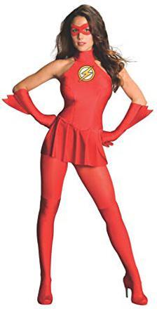 flash woman