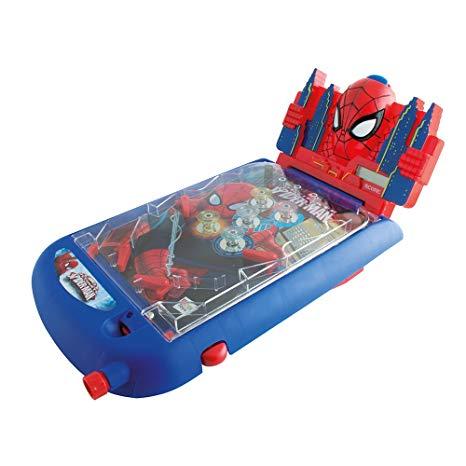 flipper spiderman