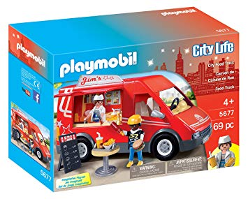 food truck playmobil