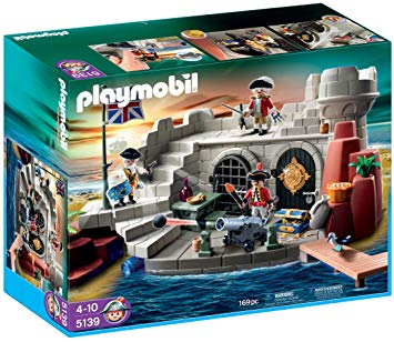 fort pirate playmobil