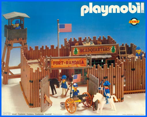 fort randall playmobil