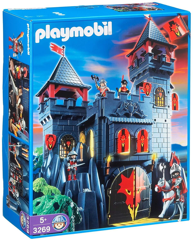 forteresse playmobil
