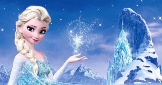 foto de la reine des neige