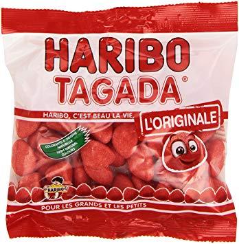 fraise tagada haribo