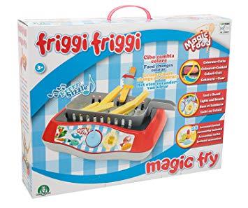friteuse magique jouet