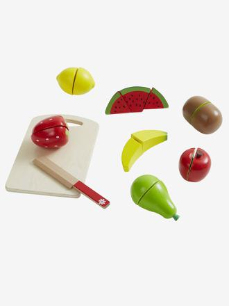 fruits en bois