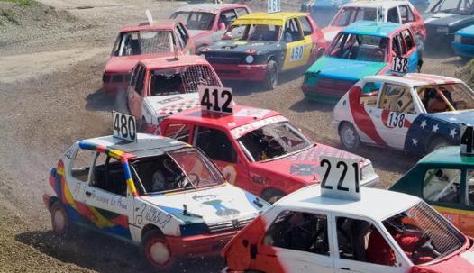 fun car show illzach