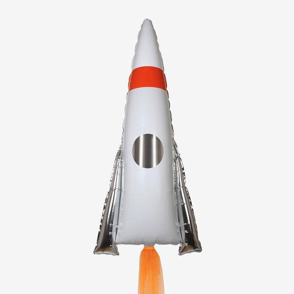 fusée ballon