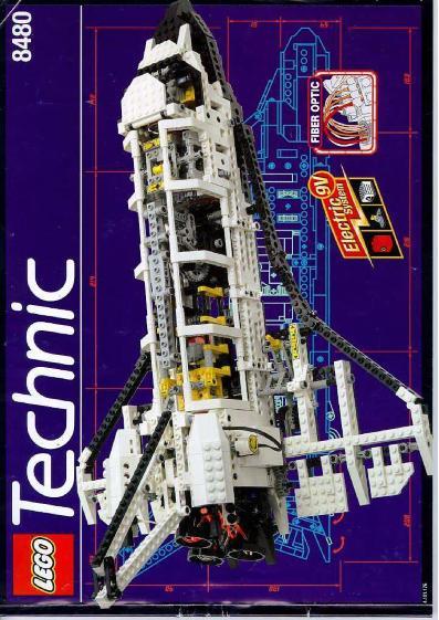 fusée lego technic