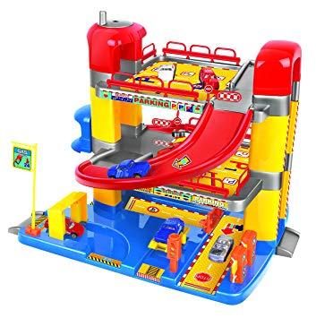 garage enfant jouet