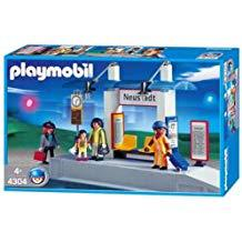 gare playmobil