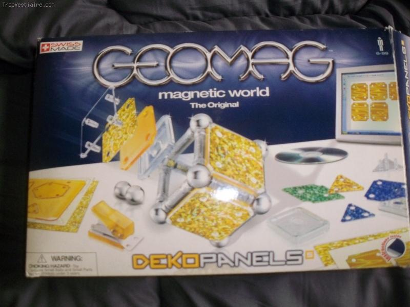 geomag occasion