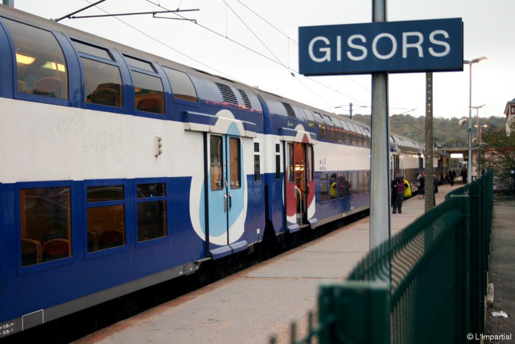 gisors train