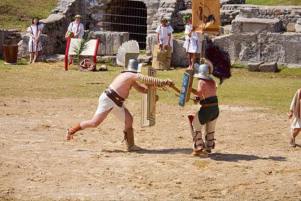 gladiateur filet