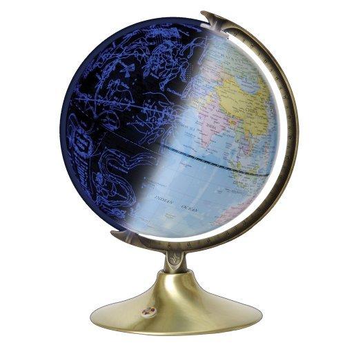 globe jour et nuit