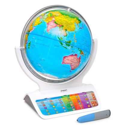 globe oregon interactif