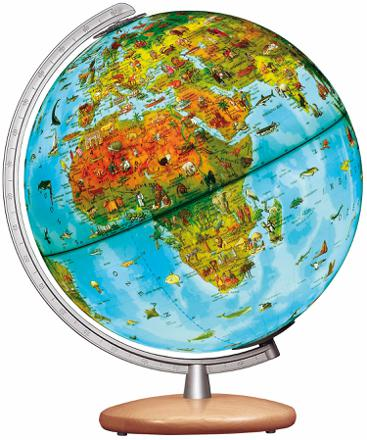 globe ravensburger