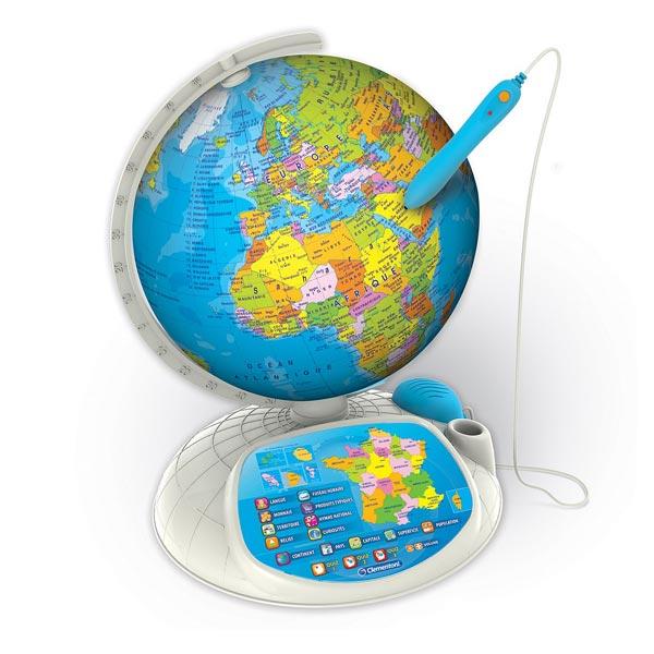 globe terrestre jouet
