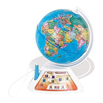 globe terrestre oregon
