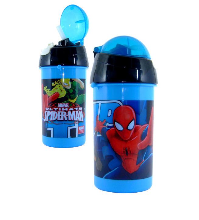 gourde spiderman