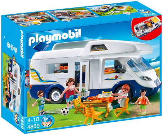 grand camping car playmobil