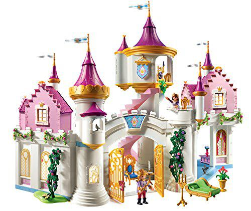 grand chateau princesse playmobil