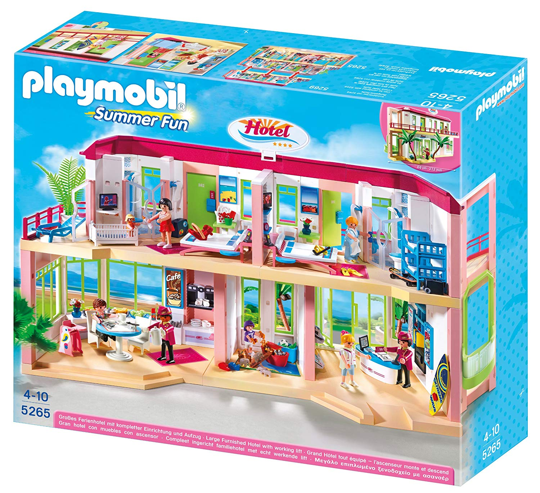 grand hotel playmobil