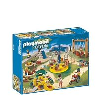 grand jardin d enfant playmobil