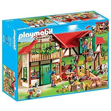 grande ferme playmobil