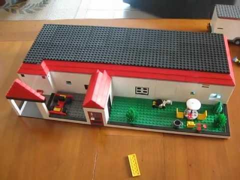grande maison lego