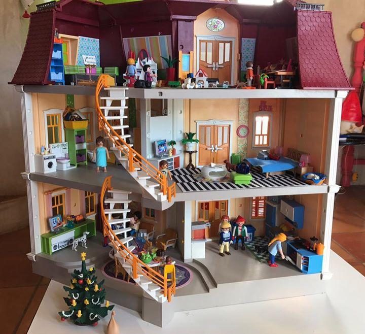grande maison playmobil