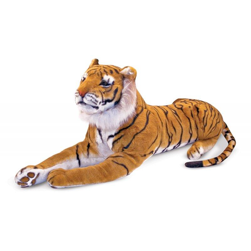 grande peluche tigre