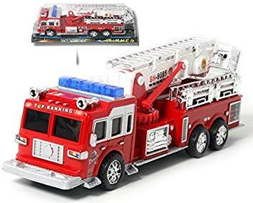 gros camion de pompier jouet